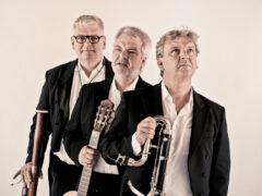 trio 3d Bandfoto