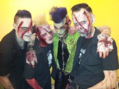 demented are go Bandfoto