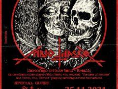fabio jhasko / sacrofage tribute band Bandfoto