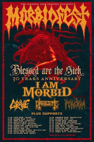 i am morbid (30 jahre, blessed are the sick set) Bandfoto