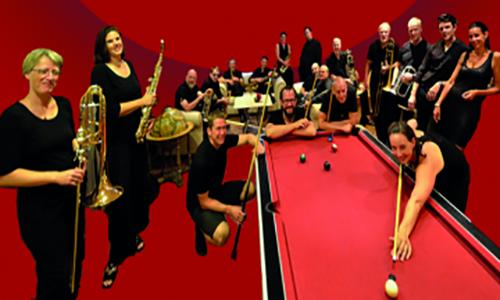 rhein neckar jazz orchester Bandfoto