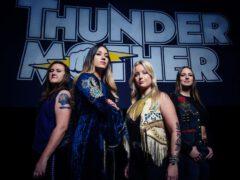 Thundermother Bandfoto